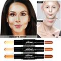Rosto Paleta de Maquiagem Corretivo 5 Cores Contorno Facial Camuflagem Maquiagem Paleta De Base Nova Marca Fundação Creme para O Rosto de Cosméticos