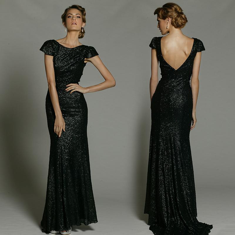 Sequin Long Dresses