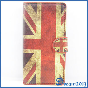 Style Retro UK Flag United Kingdom Leather Case Cover Skin Huawei Ascend G510 U8951 T8951  -  Phone Accessory's World store