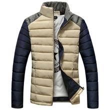 NEW 2015 Winter Men's Clothes Down Jacket Coat Men's Outdoors Sports Thick Warm Coats & Jackets Winter Coat Y0922-90D