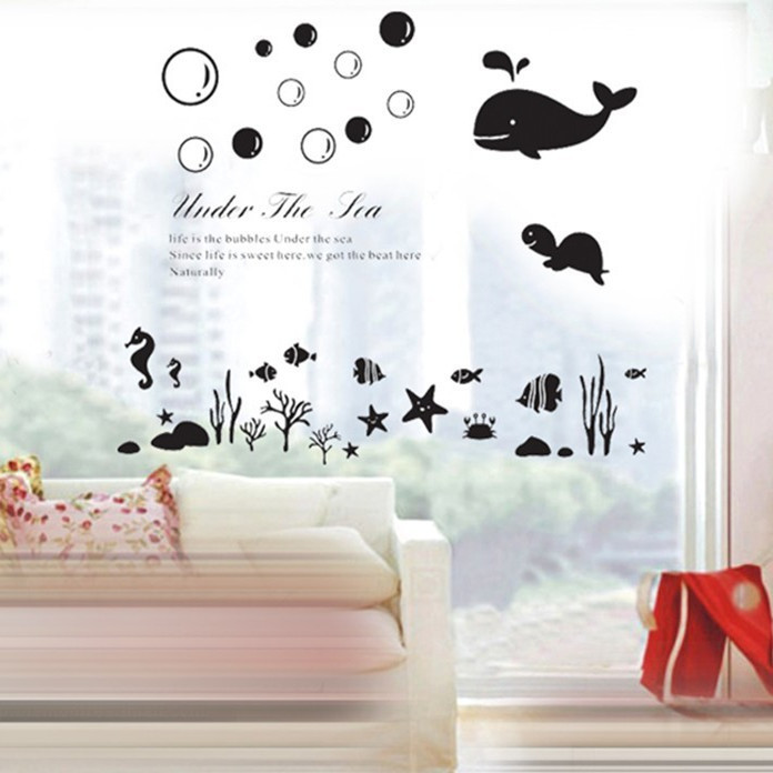 100 large removable wall stickers removable wall decals for What kind of paint to use on kitchen cabinets for removable wall art for nursery