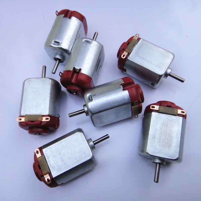 Motor 130 Micro DC Motor 3v 16500 rpm Four Wheel small toy motor Drive motor Experiment(China (Mainland))