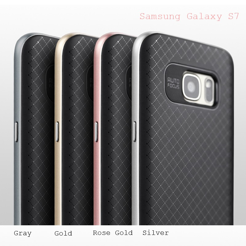 Neo Hybrid S7 edge Silicone Cover Case For Samsung Galaxy S5 S6 S7 edge S4 A3 A5 A7 2016 2015 Note 5 Note 7 Note 3 4 Phone Cases