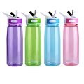 My Water Space Up 700ml Sports Bottle Organizer Drinking Bottles For Water Plastic Shake Bottles Leak