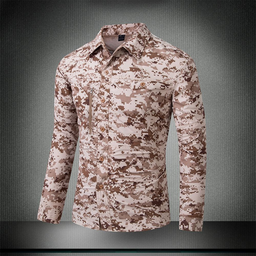 2016 Quick-dry Typhon short/long sleeve Tactical Shirt ( sleeve can detach with zipper) Mardrake Highlander CP ACU 7 colors(China (Mainland))
