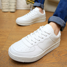Lovers White Sneakers 2015 Newest Classic Aires For Fashionable Men And Women Forces 1 Casual Sport shoes Plus Size 36-45(China (Mainland))