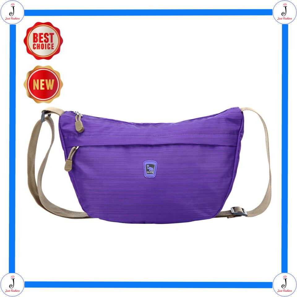 Popular Candy Color Wear Resistant Nylon Women Shoulder Bags Fashion Waterproof Crossbody - Bag Voice store
