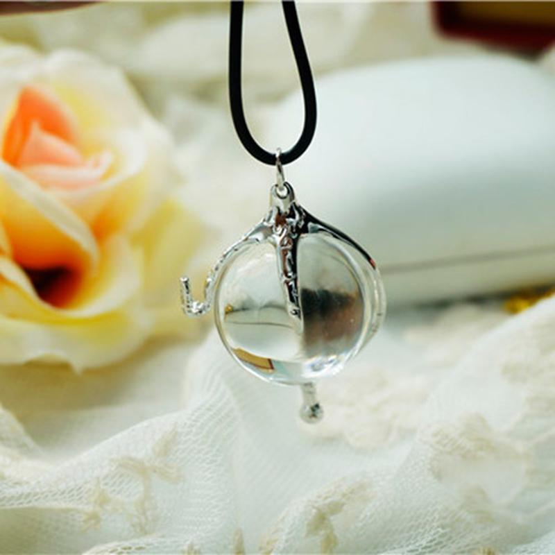 W.I.T.C.H. WILL COSTUME necklace Pendant Chain Heart of Kandrakar Cosplay(China (Mainland))