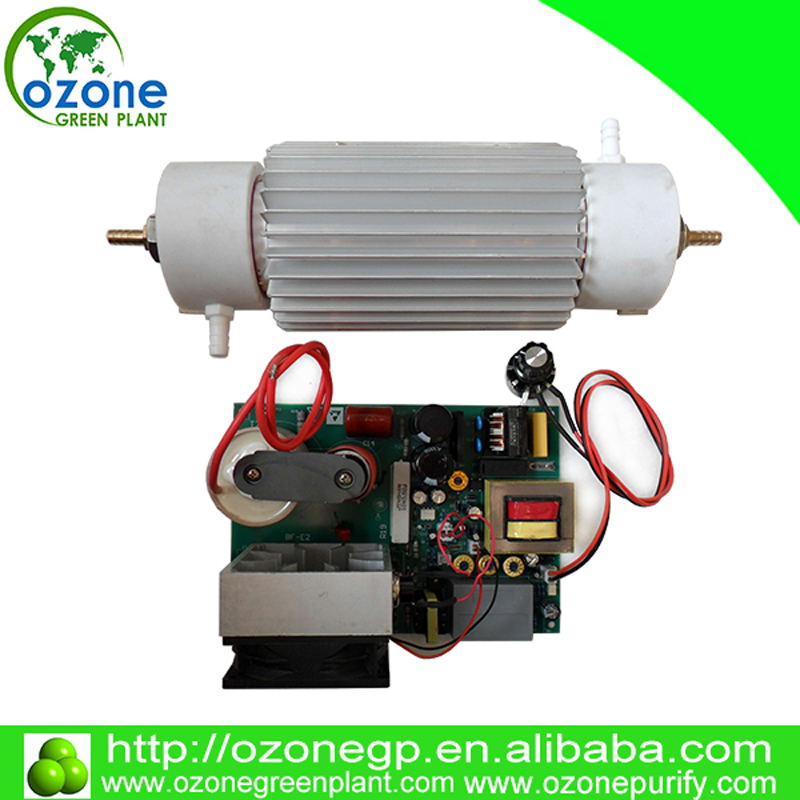 High Quality air and water cooling 20G ceramic ozone generator tube/ozone generator parts for air or water treatment(China (Mainland))