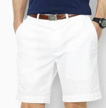 2016 Men's POLO Shorts Men Board Shorts 6 colors Summer Hot 100% cotton Beach Shorts Men Sports Short Pants