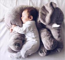 Free shipping ins Creative Kids pillow stuffed toy elephant Yate Stowe pillow stuffed toy elephant