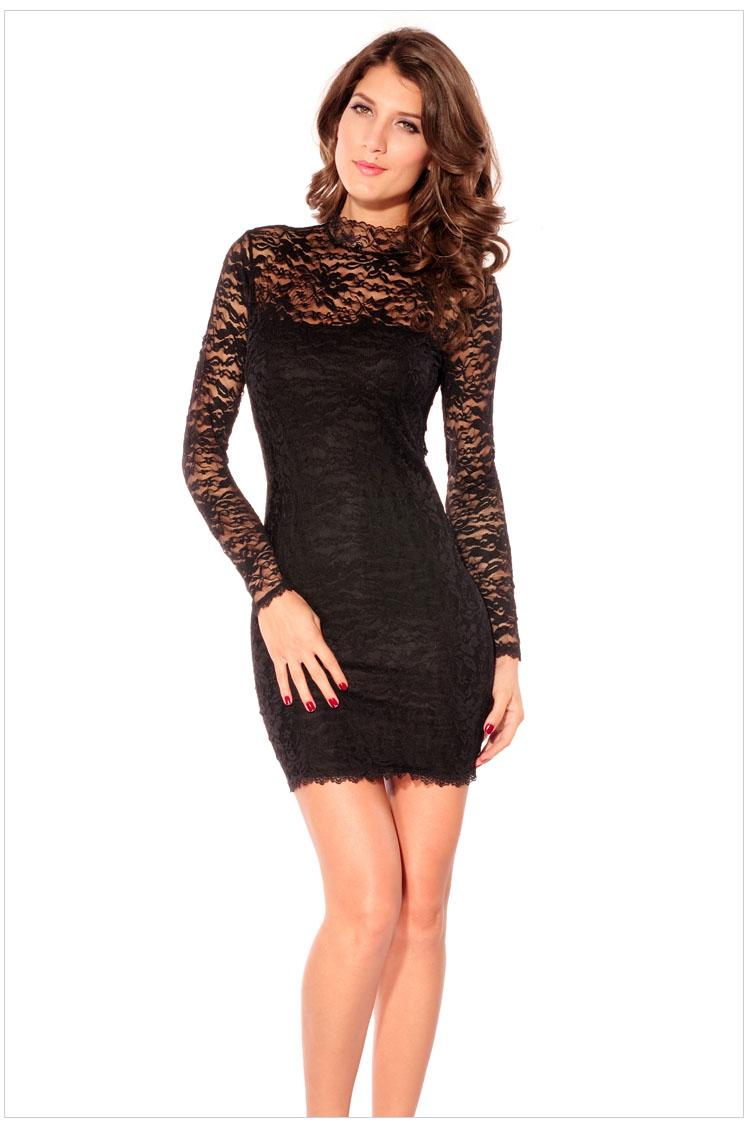 Черное Платье Онлайн С Доставкой