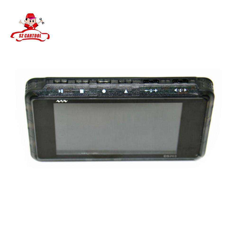 Digital Oscilloscope ARM DSO203 Pocket DS203 Oscilloscope Cortex M3 CPU 8MHz Handheld Osciloscopio Digital(China (Mainland))