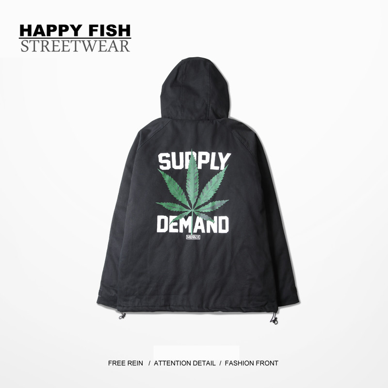 New Winter Men Jacket Fashion Hip Hop Streetwear Hood Coat Wram Thick Letter Leaf Printed Ma1 Windbreak Bomber Jackets XXXLОдежда и ак�е��уары<br><br><br>Aliexpress