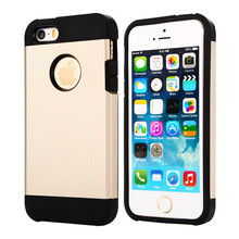 Tough Slim Armor Case For Apple iPhone 5 5g 5s Mobile Phone Bag iphone5 Back Cover Cases PY(China (Mainland))