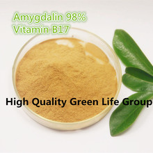 Buy TOP 500g Amygdalin 99% bitter almond extract /Bitter Apricot Seed Extract powder Vitamin B17 HPLC VB17 for $41.69 in AliExpress store
