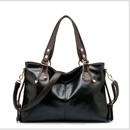 Shoulder Bags For Women PU Leather Vintage Bucket Sling Bag Female Handbag Brand Tote Hand Bags Bolsos De Mujer Bolsa Feminina  <br><br>Aliexpress