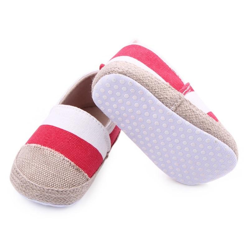 Горячая детские малыша кроссовки мальчик девочка мягкой подошвой non-slip кровать в обуви , чтобы 0 - 12 м первые ходоки