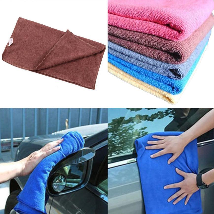 30cm*70cm Car Maintain Cleaning Towel Soft Microfiber Washing Cloth Car Auto Wash Dry Clean Polish Cloth #2630(China (Mainland))