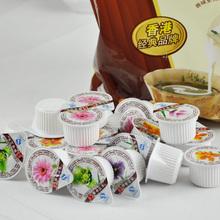 Friends of Victoria mind whipped evaporated milk coffee, fine liquid milk ball cream milk ball good companion 10mlX40 grain ship(China (Mainland))
