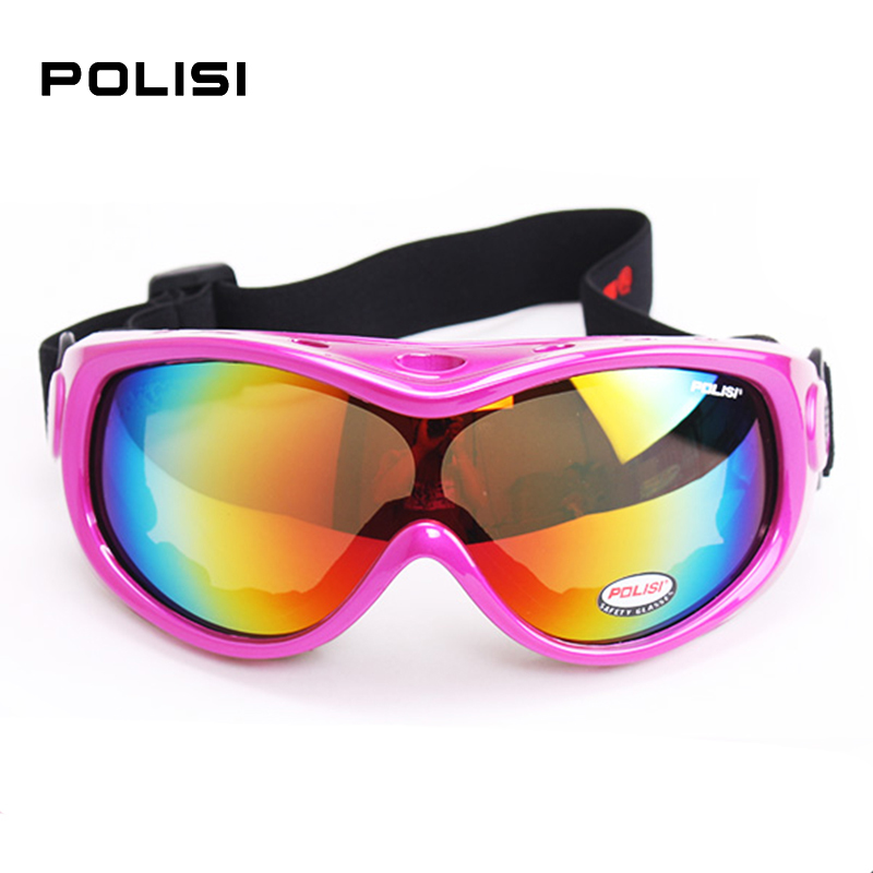 POLISI Motorcycle Bike Cycling Children Ski Snow Glasses Motocross Off-Road Goggles Snowboard Sunglasses(China (Mainland))