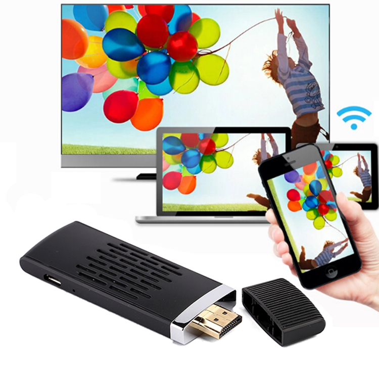 WIFI Display Dongle Adapter Miracast DLNA AirPlay Wireless TV Display Dongle Pusher for Android Smartphone Tablet iPhone Case(China (Mainland))