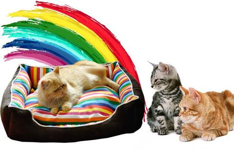 [해외]?개 고양이 애완 동물 제품 PC05을애완 동물 강아지 침대 온..