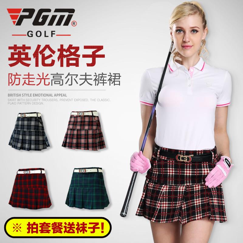 Ladies Womens Golf Skort Skirt Plaid Gift Holiday Skirts Shorts, Sport Cotton Skirt Mini Short Classic Pleated Plaid skort/skirt<br><br>Aliexpress