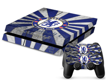 Free Shipping  pride of london league champion chelsea Skins for Playstation4 for PS4 Stickers Protective Decal