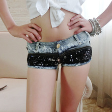 2016 Boyfriend Jeans For Women Jeans For Women American Apparel Meileiya New Summer Ladies Denim Sequins Nightclub Size Thin