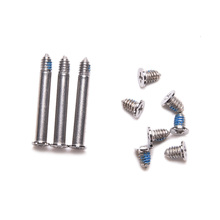 "10pcs/Set Universal Computer Case Cover Bottom Back Screws for MacBook Pro Series 13"" 15"" 17"" A1278 A1286 A1297 (3long+ 7short)(China (Mainland))"