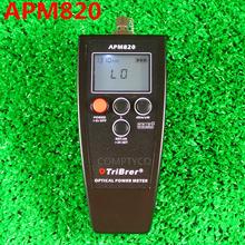 Envío gratis medidor de potencia óptica tester – 70 ~ + 8 dBm enviado FC y SC adaptador de seis longitud de onda