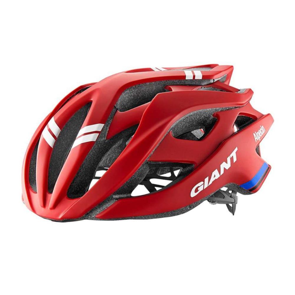 Giant Apecin Team Unisex Adults Integrally-molded Road Bicycle Cycling Helmet EPS+PC MTB Bike Helmet(China (Mainland))