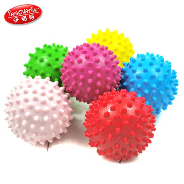 "Hot Sale ! 12pcs/lot Baby Christmas Gift Children's educational toys / the touch ball / massage ball / ball bath swimming 3""(China (Mainland))"