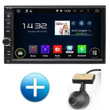 Kanor 1024*600 ROM 16G Quad Core Android NO Car DVD Player 2 Din Unviersal GPS Navigation Capacitive Autoradio Bluetooth WIFI(China (Mainland))
