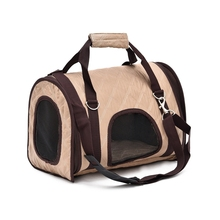 Simple Style Pet Dog Carrier Bag