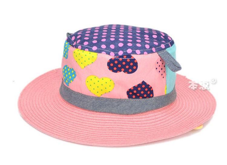 cool fashion 2015 new cordate visor hat