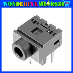 Free shipping for 3.5mm Audio Jack,Audio connector, Female Earphone Socket,PJ-3047<br><br>Aliexpress