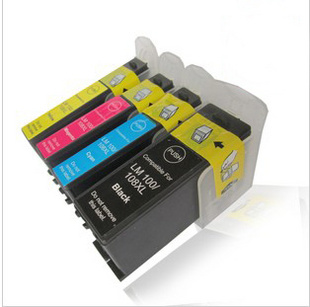 Compatible for lexmark 100 100xl 105 105xl 108 108xl ink cartridge for lexmark s305 s308 s505 s508 s605 pro708 pro205 printer(China (Mainland))