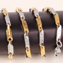 Free shipping , 56cm Silver Jewelry, 18k Gold/silver Filled  Links Chain Necklace, fashion Men necklace Wholesale sales(China (Mainland))