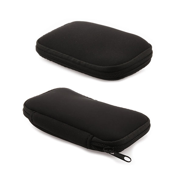 2 5 Portable HDD bag Hard Disk Drive Memory Foam Case P1