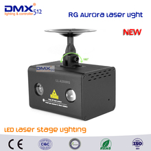 Buy DHL Free Remote RG Aurora Laser Light Professional Stage Lighting Equipment Sky RGB LED Stage Party Disco DJ Home Light for $75.35 in AliExpress store