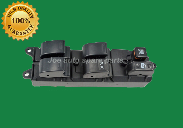 Electric Power Window Lifter Master Control Switch for TOYOTA IPSUM /PICNIC /NADIA /GAIA 84820-44010 8482044010(China (Mainland))