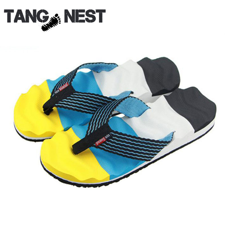 New Summer Mens Flip Flops Beach Home Use Mixed Colors Comfortable Thong Sandals For Man,Free Shipping,XMT105<br><br>Aliexpress
