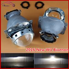 Car Styling 2016 Koito 3.0'' HID Bi-xenon Projector Lens Headlight Retrofit Lenses, Use D1S D2S D2H D3S D4S Bulbs LHD European(China (Mainland))