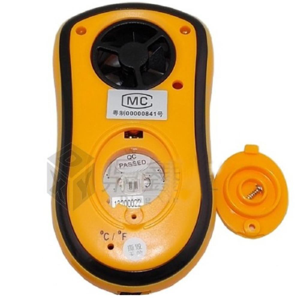 New GM8908 Handheld Air Free Shipping  Wind Speed Scale Anemometer Thermometer Gauge Meter Digital