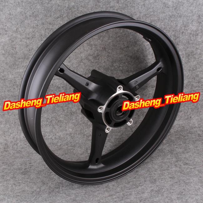 Motorcycle Front Wheel Rim for Suzuki GSXR 600 750 K6 2006 2007 & GXSR1000 K5 K7 2005-2008(China (Mainland))