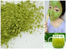 1PC 80g 100 Natural Organic Matcha Green Tea Powder Pure Premium Healthy Drink Mask G133 C