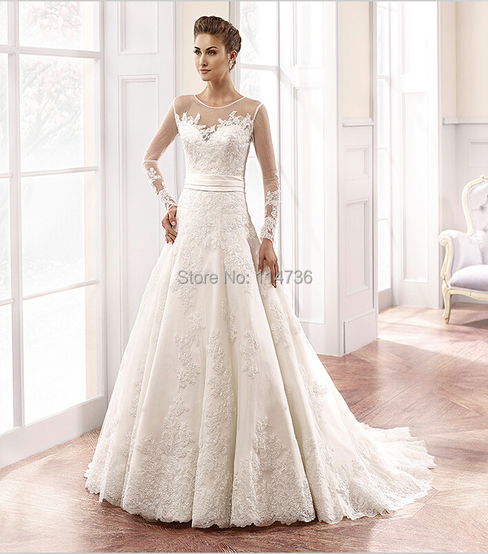 Luxury wedding dresses for young plus size wedding for Wedding dress no train