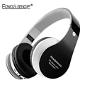 EDWO 201A Wireless Bluetooth Headphone Earphone With Mic Stereo Music Headset FM Radio For iPhone Samsung